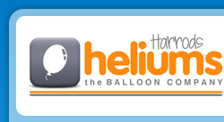 Harrods Heliums Balloon Company